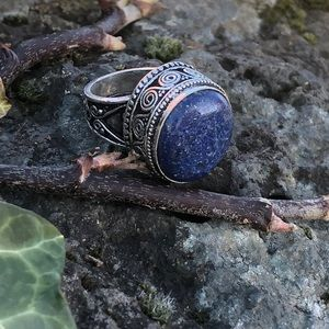 NEW! Lapis lazuli Ring